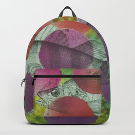 Swim little fishies Backpack