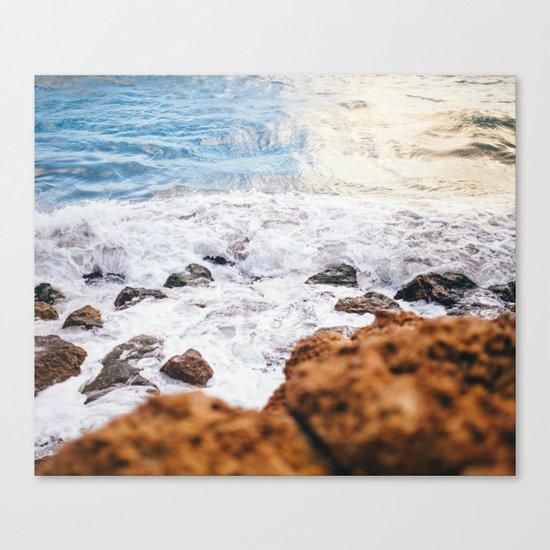 Wild Summer #society6 #print #decor #art Canvas Print