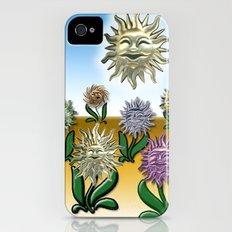 Sun iPhone (4, 4s) Slim Case