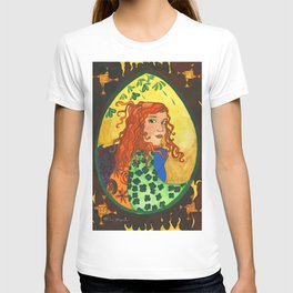 Goddess Brigid T-shirt