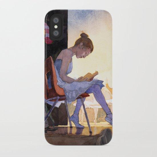 The Understudy iPhone Case