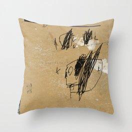VS#2 Throw Pillow