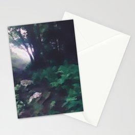 """ Forest Beckoning "" Stationery Cards"