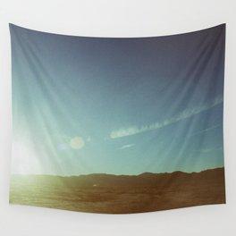 sending sun Wall Tapestry