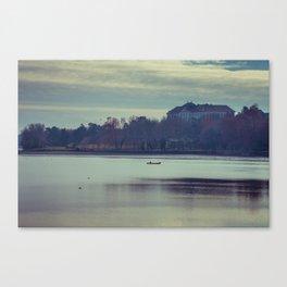 Lake Öreg Canvas Print