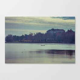 Lake Öreg Canvas Print