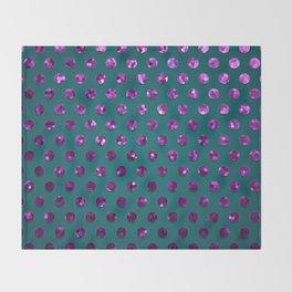 Polkadots Jewels G195 Throw Blanket