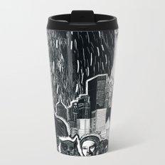 Humanity Rising Metal Travel Mug