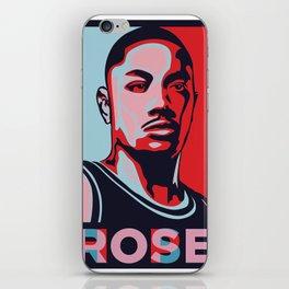 Rose is Hope iPhone Skin