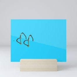 Swimming Pool Mini Art Print