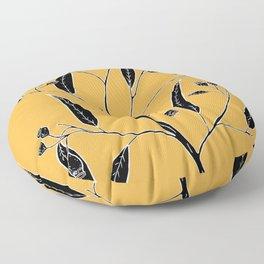 Bloodwood - Eucalyptus polycarpa Floor Pillow