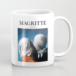 Magritte - The Lovers Coffee Mug
