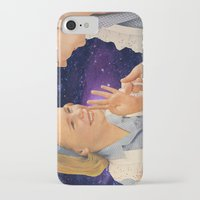 iPhone Cases featuring eat the soup honey by Blaz Rojs