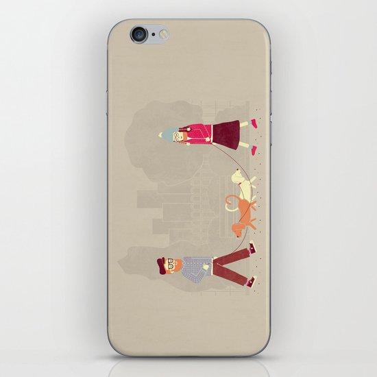 Dog People iPhone & iPod Skin