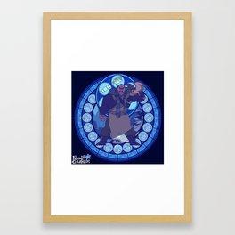 Shan Yu  Framed Art Print