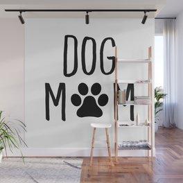 Dog Mom Paw Wall Mural