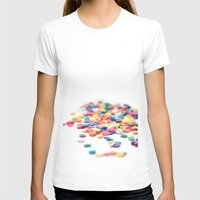sprinkles T-shirts featuring Sprinkles by Dena Brender Photography