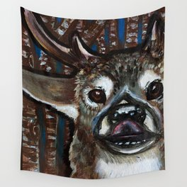 the rut Wall Tapestry