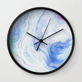 Marble 2.o Wall Clock