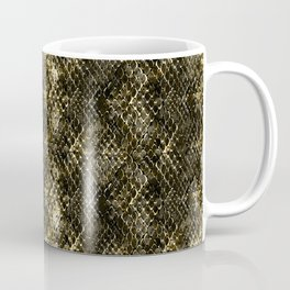 Snake skin. Coffee Mug
