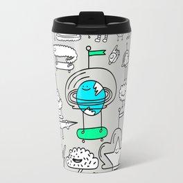 Happy Things Travel Mug