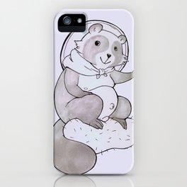 Tanuki iPhone Case