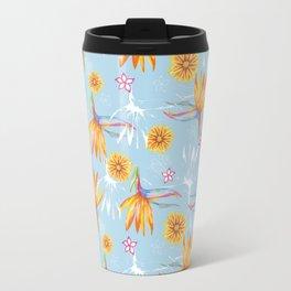Sketchbook Paradise Travel Mug