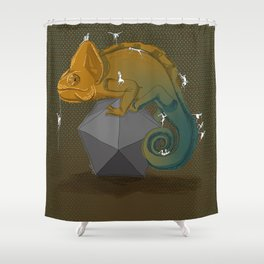 What's your color? Shower Curtain