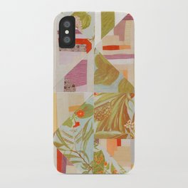 Quiltscape iPhone Case