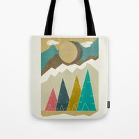 fifth harmony Tote Bags featuring Harmony by bri.buckley
