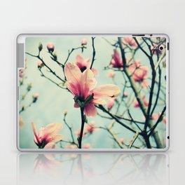 Magnolia Blossoms Laptop & iPad Skin