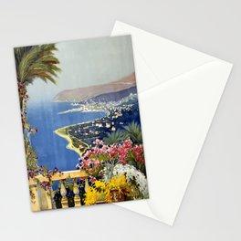 Vintage Post Card 1920 San Remo Stationery Cards
