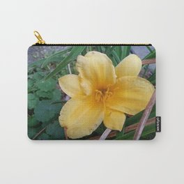 Yellow 6 Carry-All Pouch