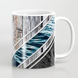 Striped Materials of Nature II Coffee Mug