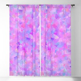 Funfetti (Preppy Abstract Pattern) Blackout Curtain