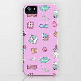 80's World iPhone Case