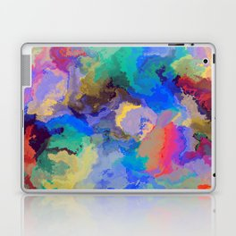 Lost in space Laptop & iPad Skin