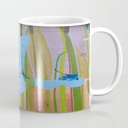 Concrete Oasis II Coffee Mug