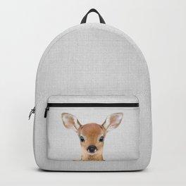 Baby Deer - Colorful Backpack