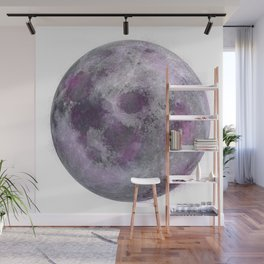 Glint of Pink Wall Mural