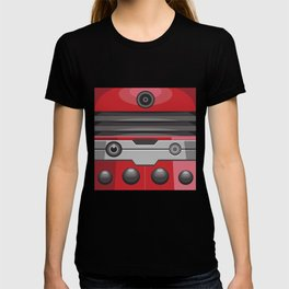 Dalek Red - Doctor Who T-shirt