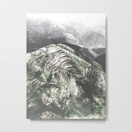 Himalayas Metal Print
