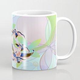 Tanz der Lilien - Dance of the Lilies Coffee Mug