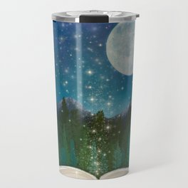 Open Your Imagination Travel Mug