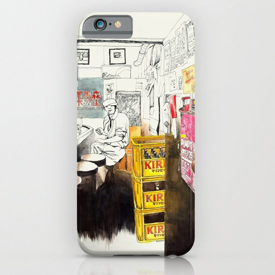 Tuesday Night Doors iPhone & iPod Case