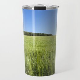 Field with cereal Travel Mug