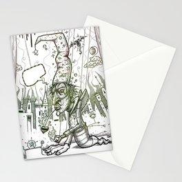El brujo Stationery Cards