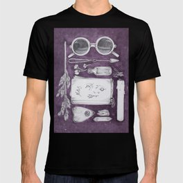 witch's bag T-shirt