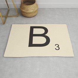 Scrabble B Rug