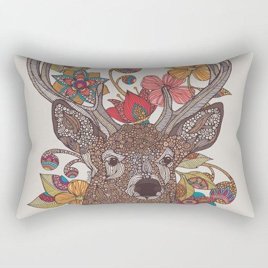 Hello my Deer Rectangular Pillow
